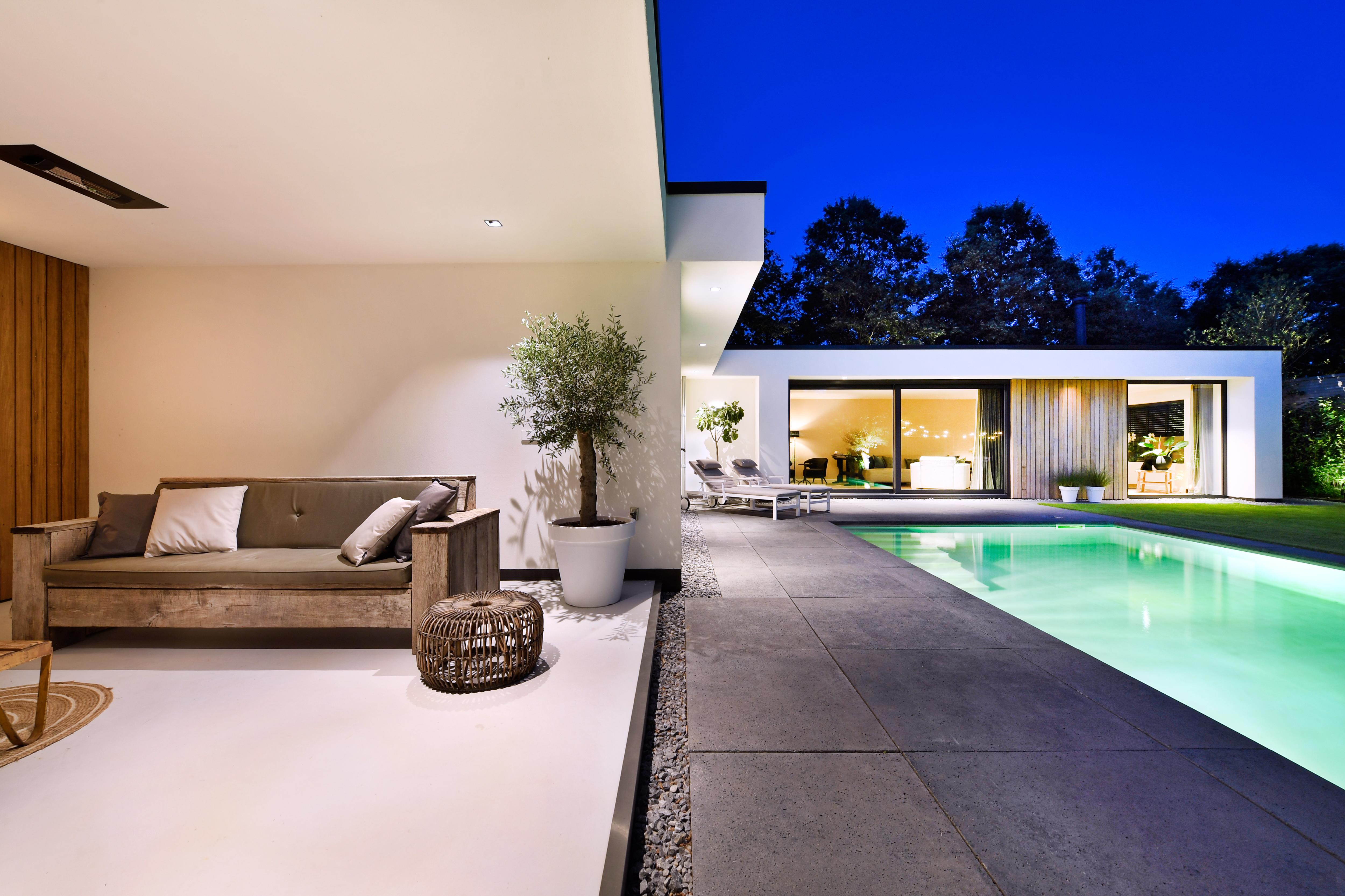 Fijne avonden buiten met goede terrasverlichting