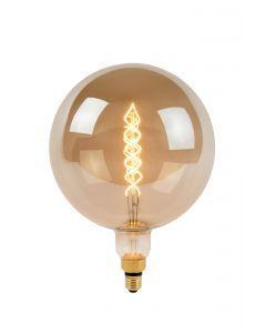 GIANT BULB Filament lamp LED Dimb. E27 1x10W 2200K Fumé