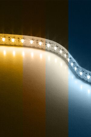 LED-strips tunable white