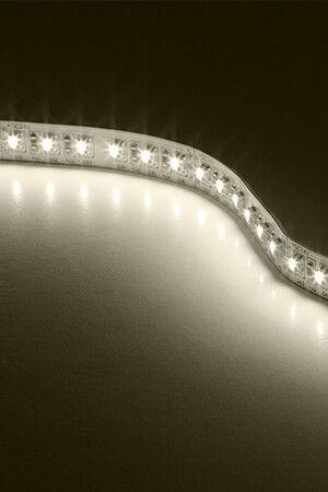 LED-strips Wit