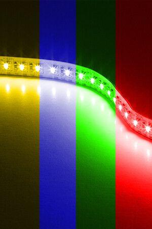 LED-strips Single colour